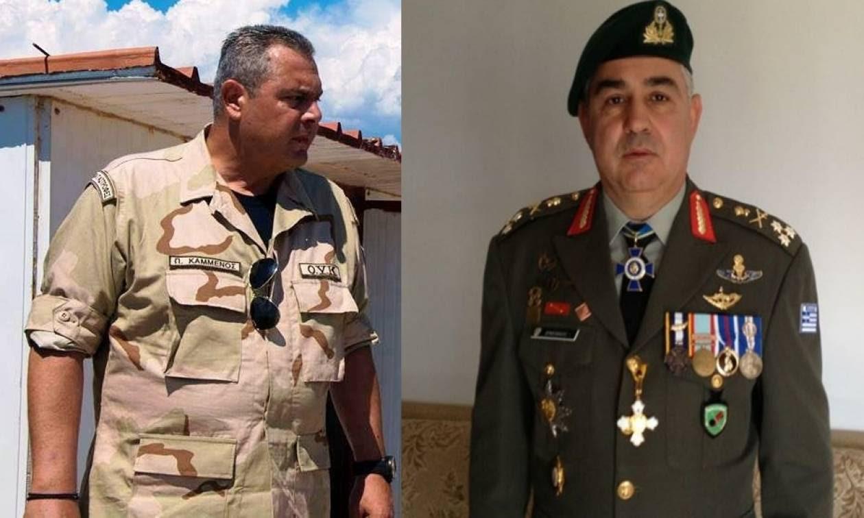 Στρατηγός - καταδρομέας προς Καμμένο: Με ποιο δικαίωμα φοράς τη στολή των ΟΥΚ;