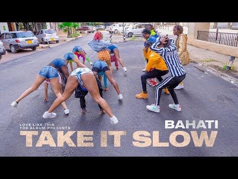 Take it Slow By Bahati(Love Like This Album)