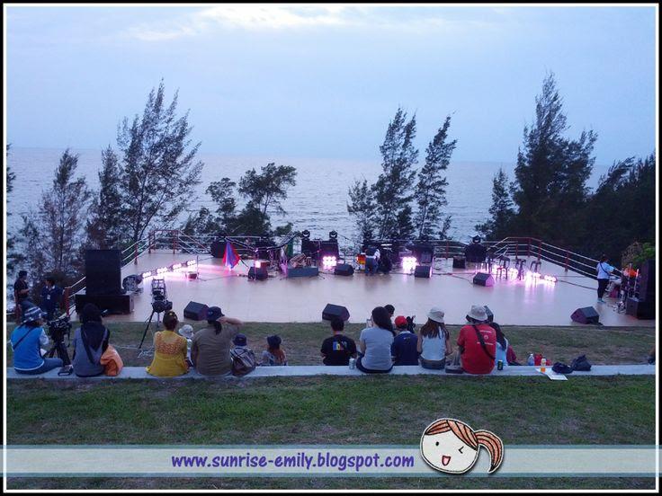 Sunset Music Festival 2014 @Tip of Borneo, Simpang Mengayau, Kudat