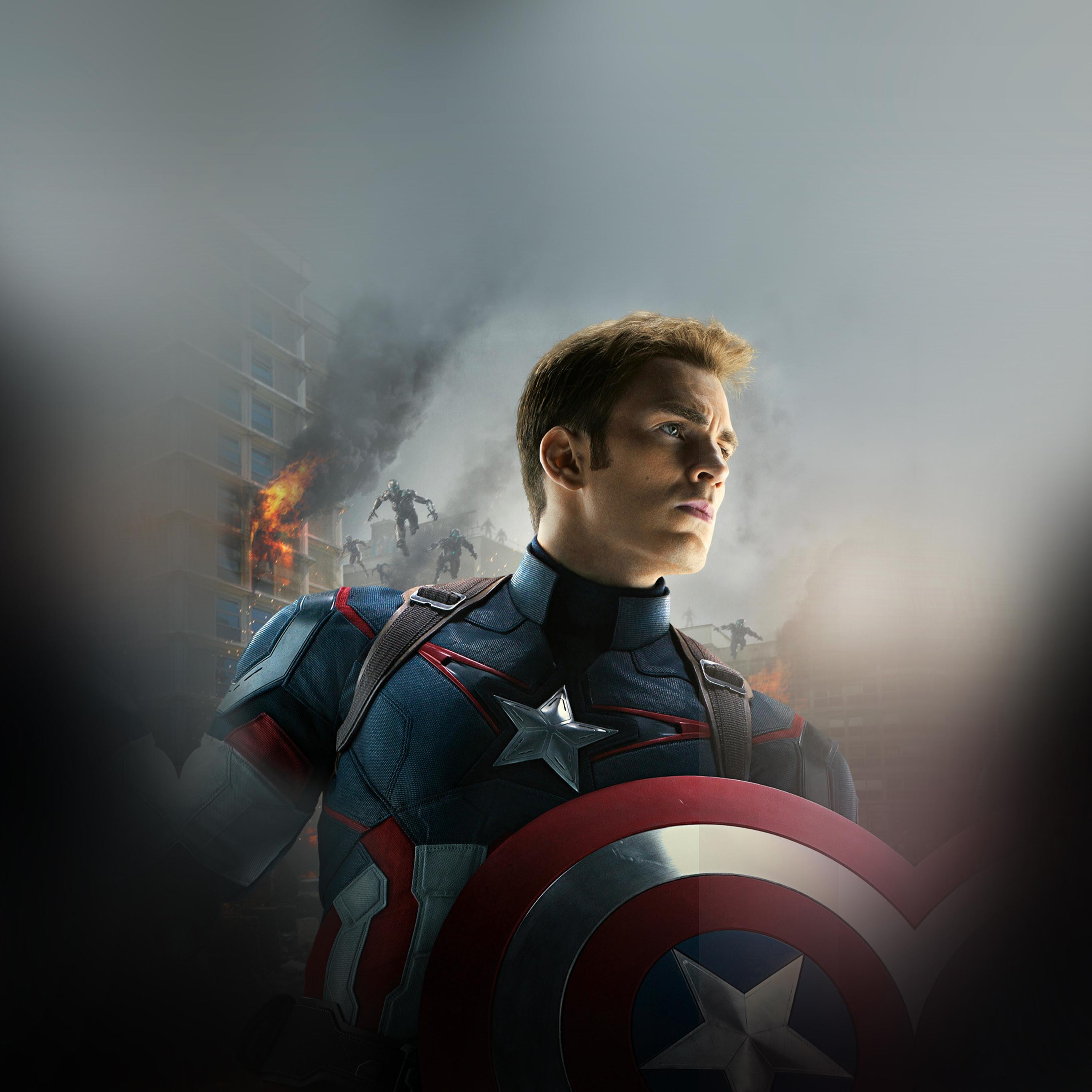 Unduh 100+ Wallpaper Avengers Captain America HD Paling Baru