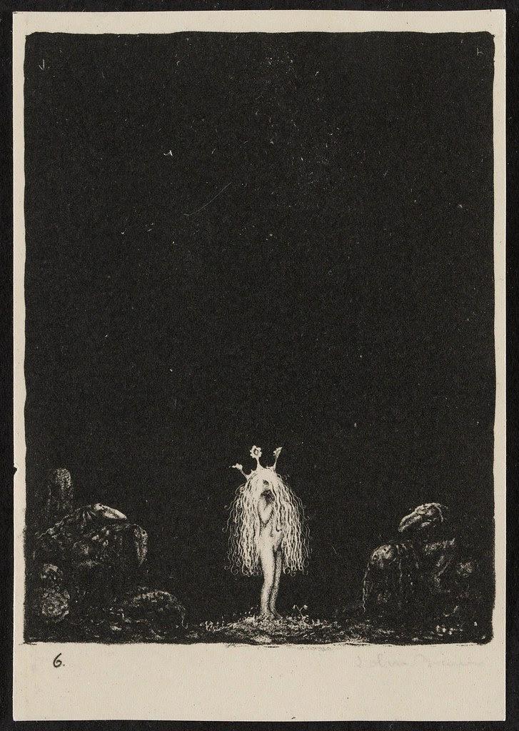 John Bauer - Lithograph 1 (1915)