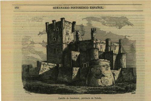 Castillo seminarioo pintoresco