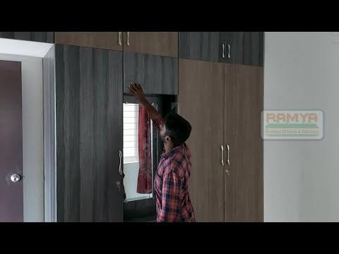 Ramya Modular Kitchen, Our Client Mr. Divakar VGN Temple Town Thiruverkadu Chennai Part - 2
