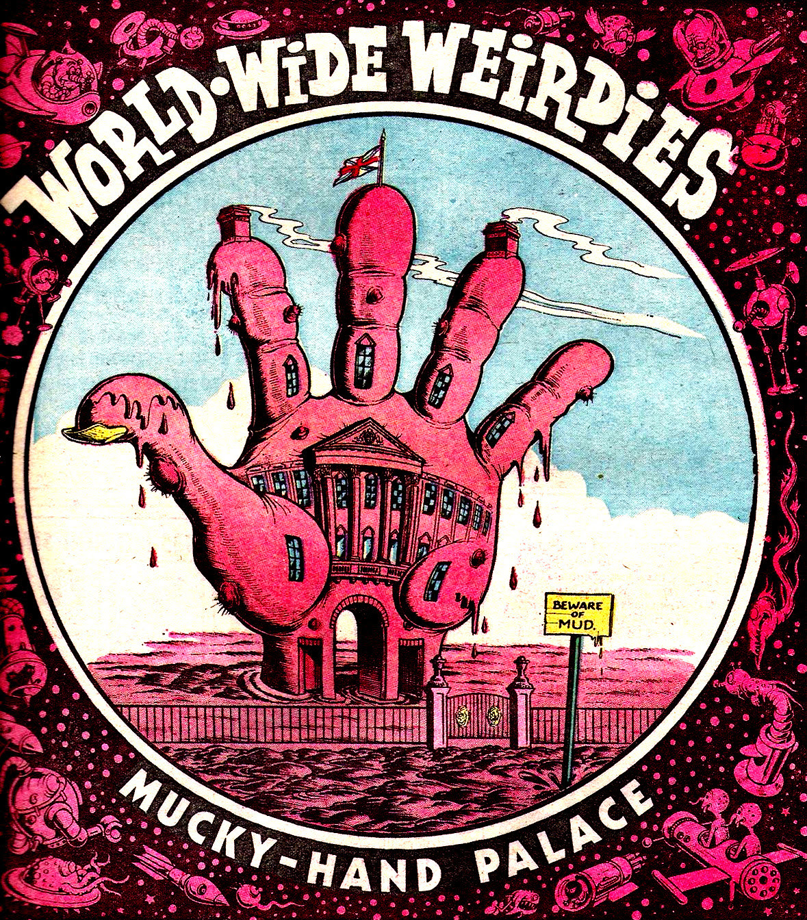 Ken Reid - World Wide Weirdies 73