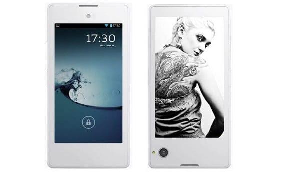 Yota El smartphone ruso Yotaphone con dos pantallas ya está disponible