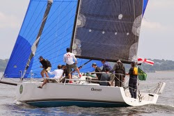J/111 sailing New York YC Annual Regatta- Odyssey