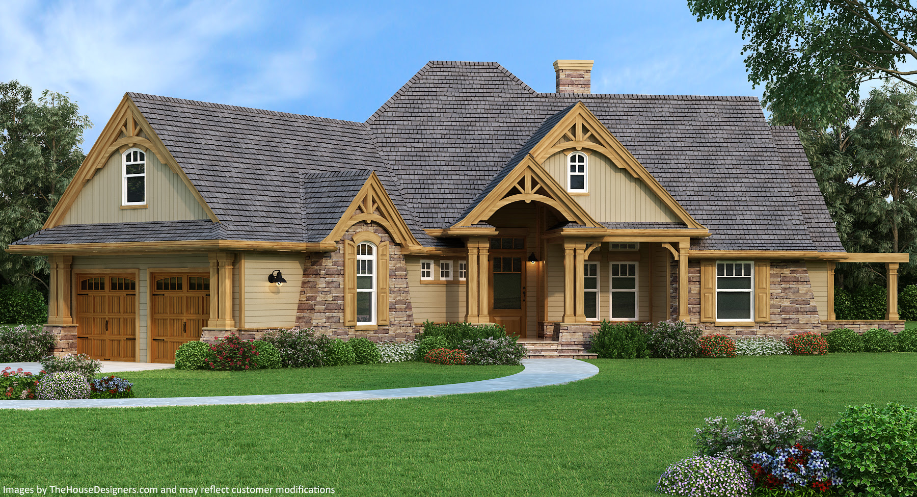 The House Designers Showcases Popular House Plan in Affordable and Luxury Build Options