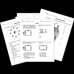 Printable/Online Science Worksheets and Activities - K-12 ...