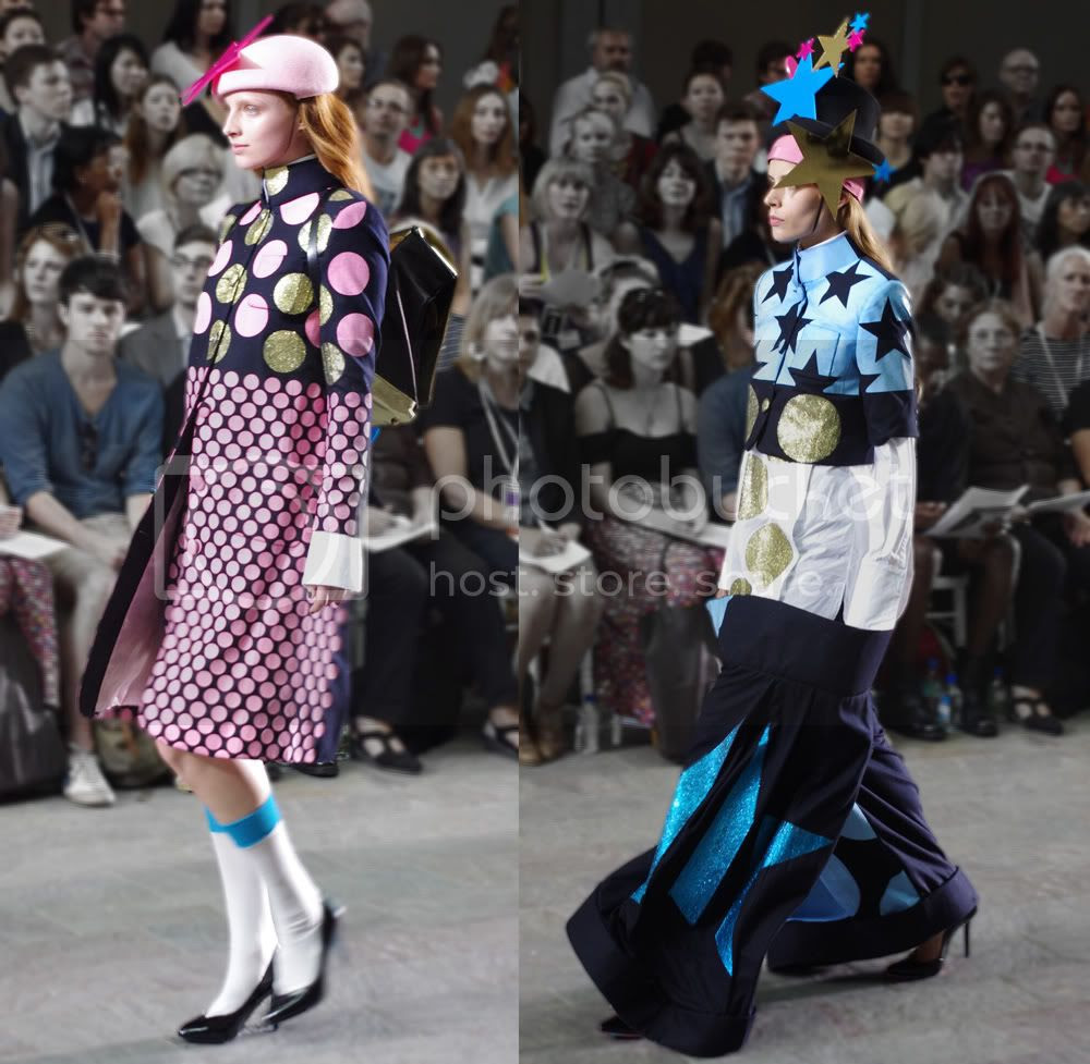 Miyabi Kimura (Fashion Design With Marketing) CSM BA Press Show