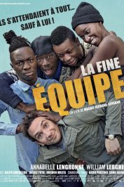 background picture for movie La Fine Équipe