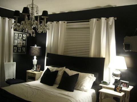 Black Bedroom Decor Ideas