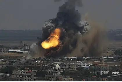IAF airstrike in Gaza