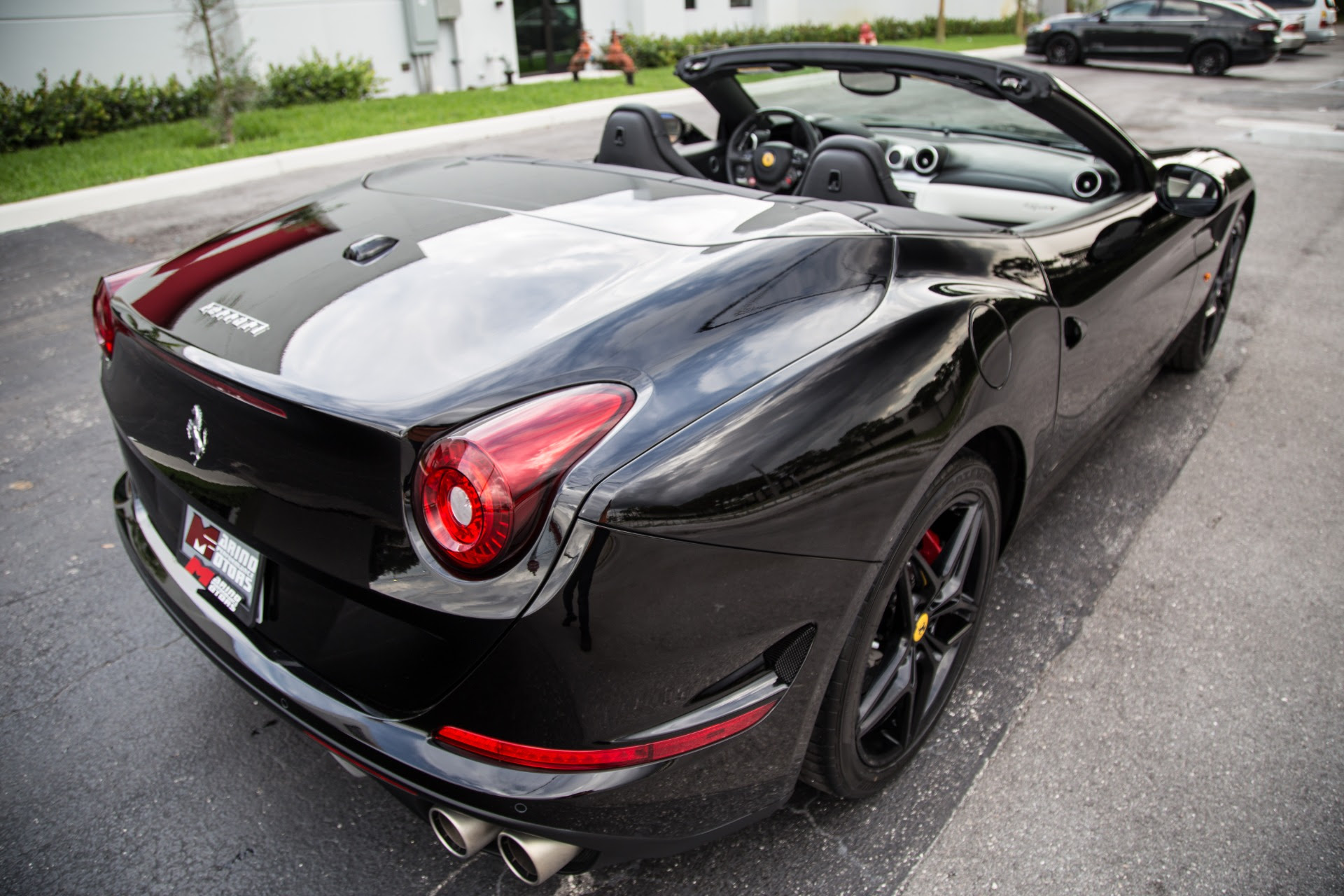 Used 2015 Ferrari California T For Sale ($164,900 ...