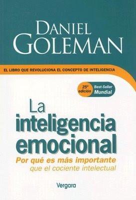 Resultado de imagen para Inteligencia emocional  Daniel Goleman