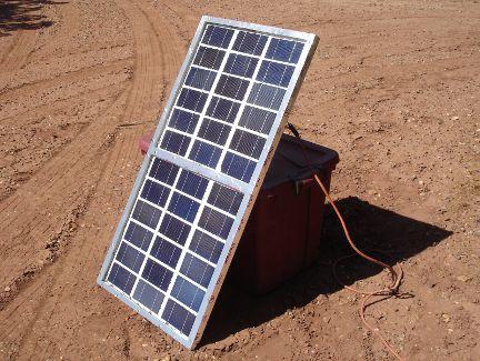 اصنعها :اللوحات الشمسية المستوية
