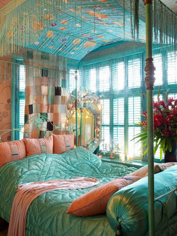 31 Bohemian  Style Bedroom  Interior Design