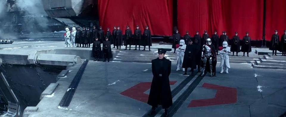 Star Wars The Force Awakens First Order Officer