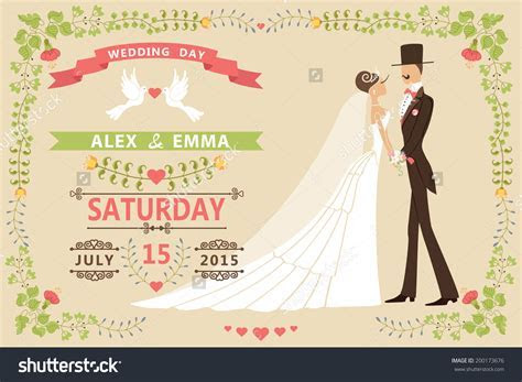 Wedding Invitations Design Templates