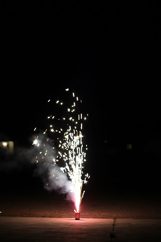 our fireworks by replicate then deviate
