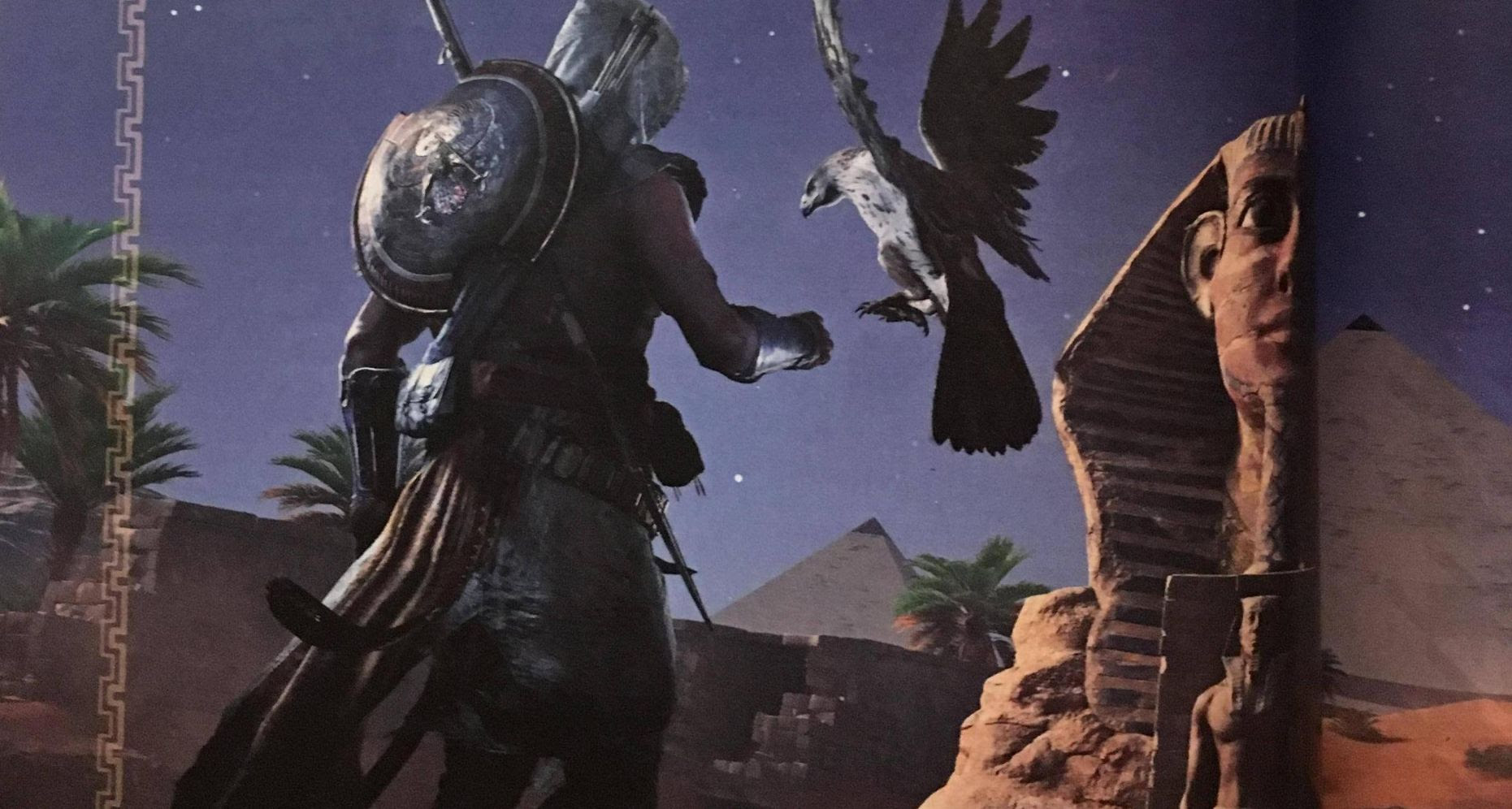 Assassin's Creed Origins details and release date leaked screenshot