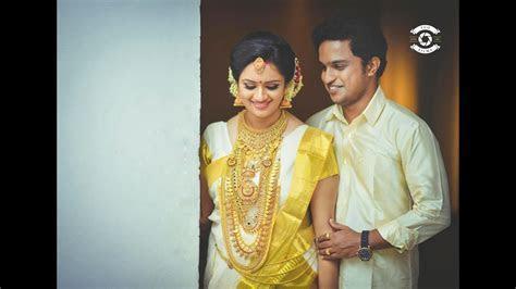 Kerala Best Hindu Wedding Highlights Sarangh & Divya 2018