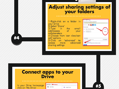 10 Important Google Drive Tips for Teachers and Educators
