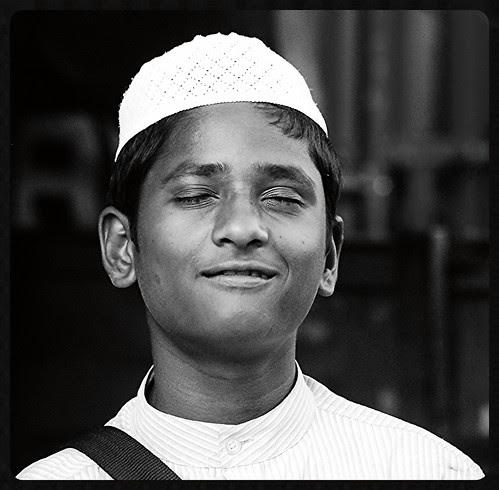 The Blind Beggar Boy Of Bandra by firoze shakir photographerno1