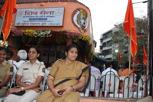 Women Empowerment .. Jai Maharashtra Shot By Nerjis Asif Shakir 2  Year Old by firoze shakir photographerno1