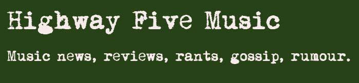 Highway Five | Portishead Third | The National | Spotify | John Peel
