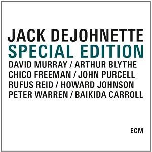 Jack DeJohnette - Special Edition cover