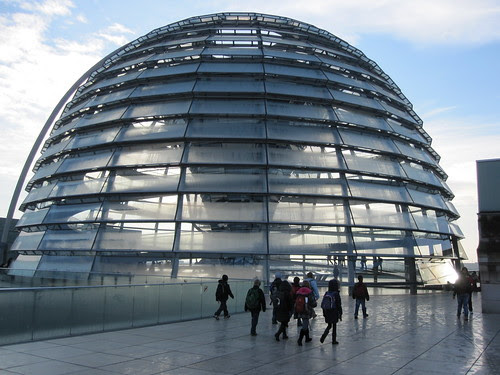 Berlin, Reichstag, valtiopäivätalo