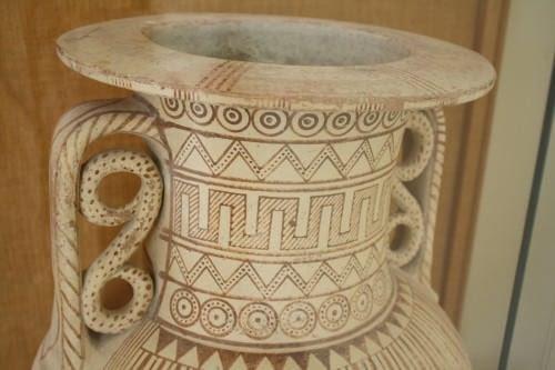 Geometric Pottery Designs