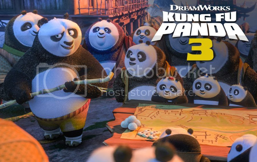 KungFuPanda3 Bluray