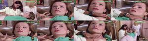 Bia Seidl mostra o seio na serie Malhação