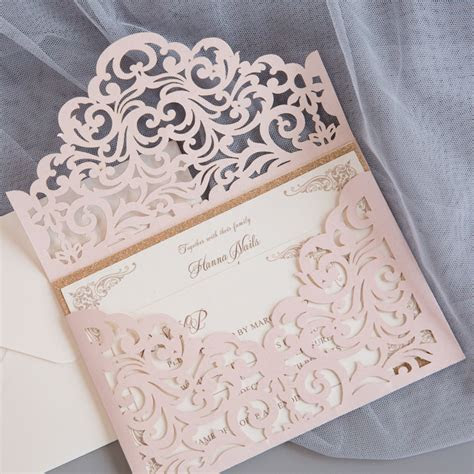Affordable Pocket Wedding Invitations Invites At Elegant