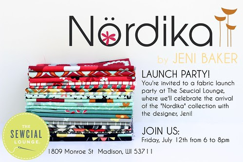 Nordika Launch Party by Jeni Baker