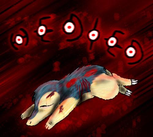 Cyndaquil muerto
