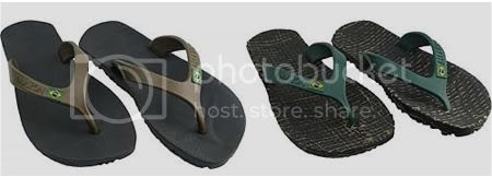Recycled Car Tires Sandals