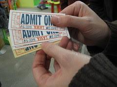 Screening at Craftland in Providence, RI