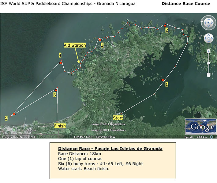 TECHNICAL, LONG DISTANCE AND RELAY RACE COURSES ANNOUNCED ...