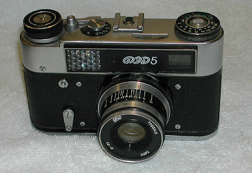 fed5 camera