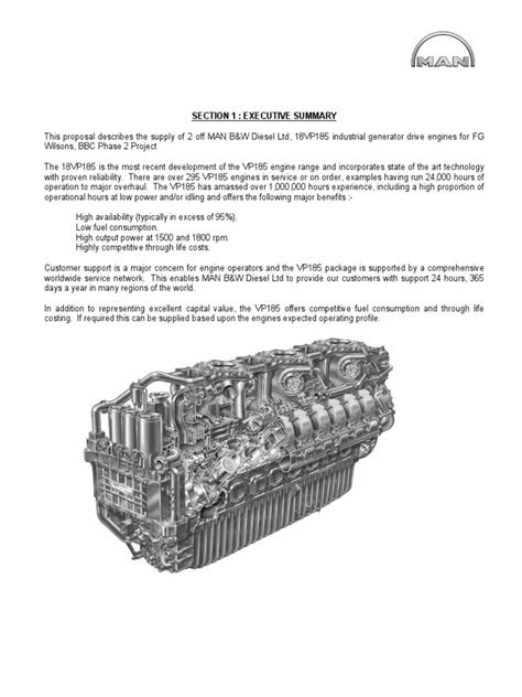 Paxman Specs | Diesel Engine | Turbocharger