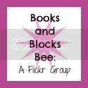 Books and Blocks Bee