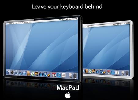 mac pad?