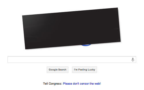SOPA Google