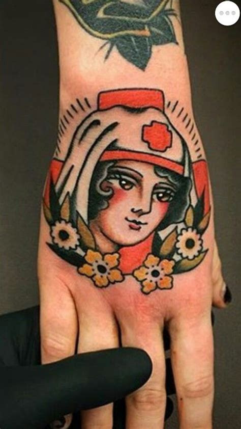 nurse tattoos amazing tattoo ideas