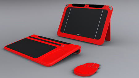 freescale future netbook concept