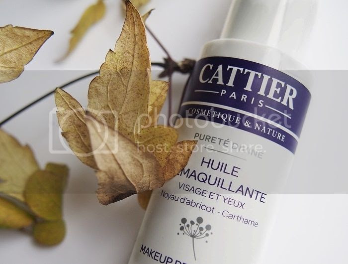 Cattier Paris luonnonkosmetiikan puhdistusöljy