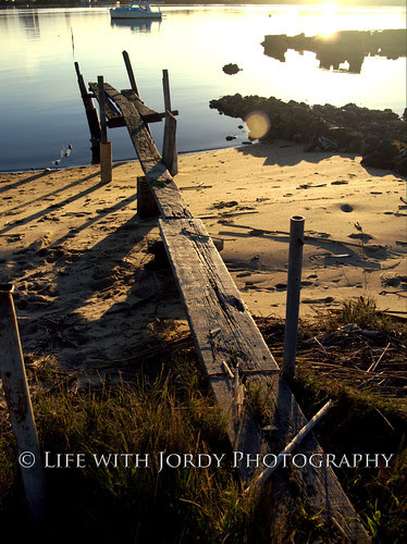 Fullerton Road Jetty, Stockton by Life with Jordy