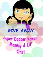 Super Dooper Kawaii Mommy & Lil' Ones